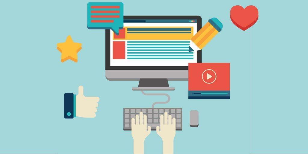 Création de blog pour entreprise de conseil