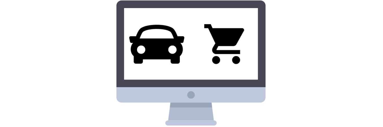 Site internet e-commerce - concession automobile