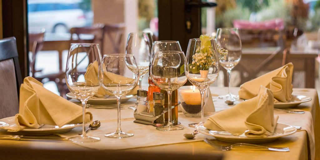 restaurant site internet