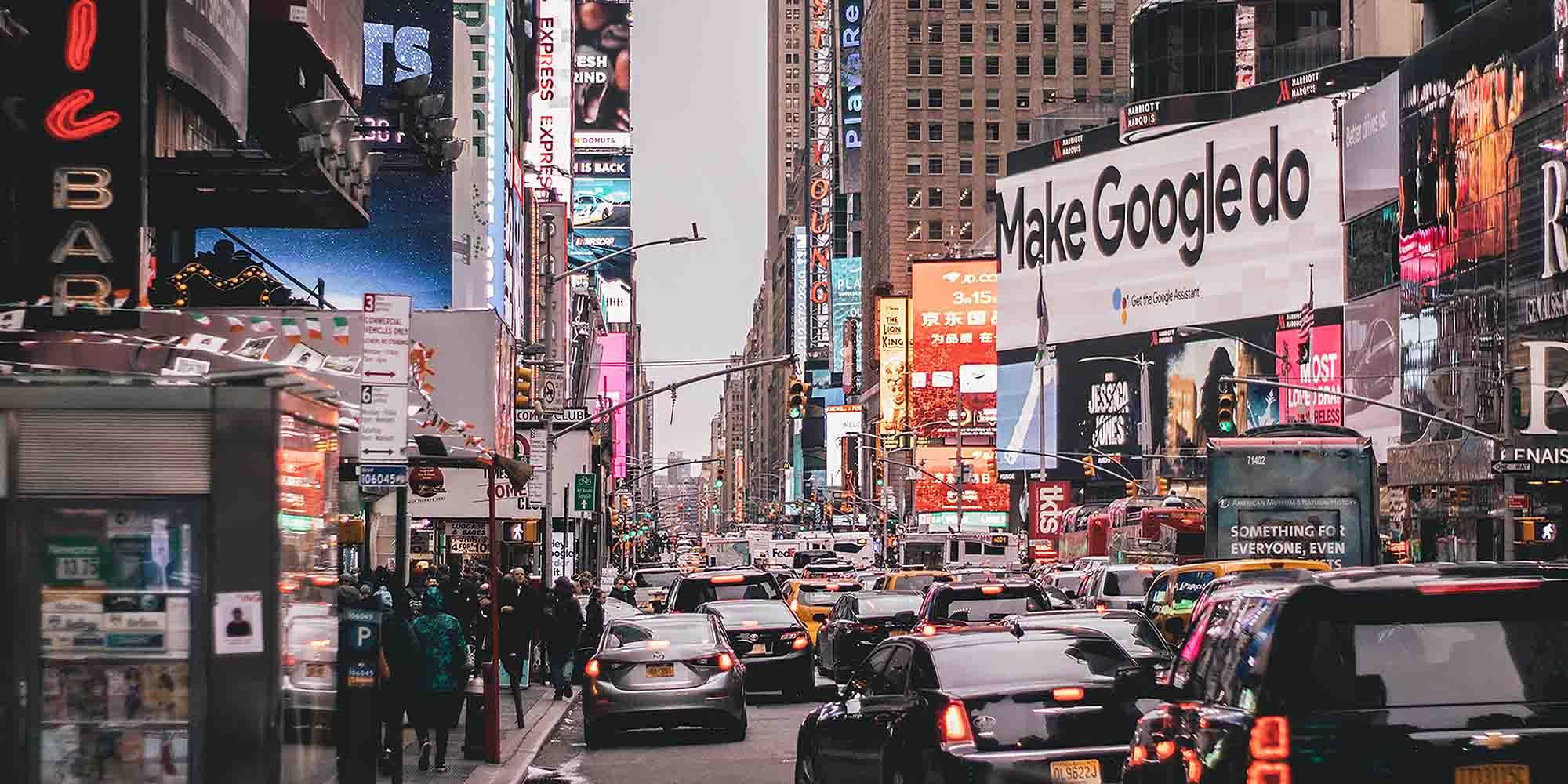 DOOH: La publicité extérieure en plein essor