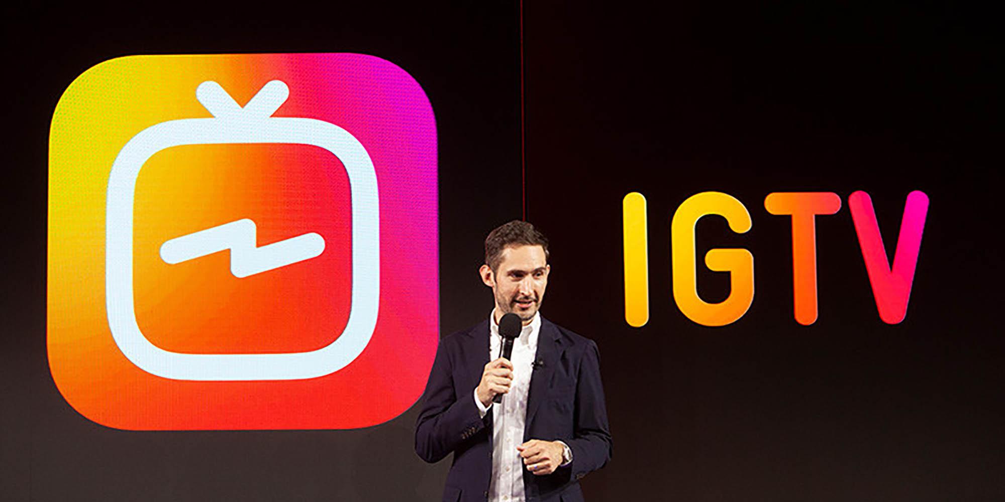IGTV, Instagram se lance dans la vidéo!