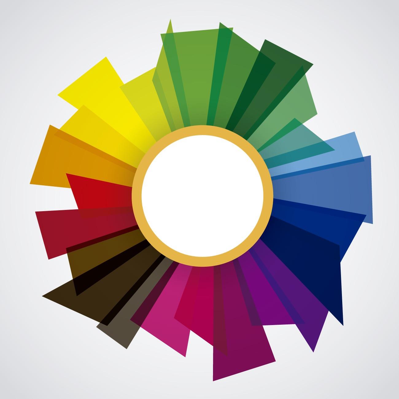 Les outils chromatiques des graphistes